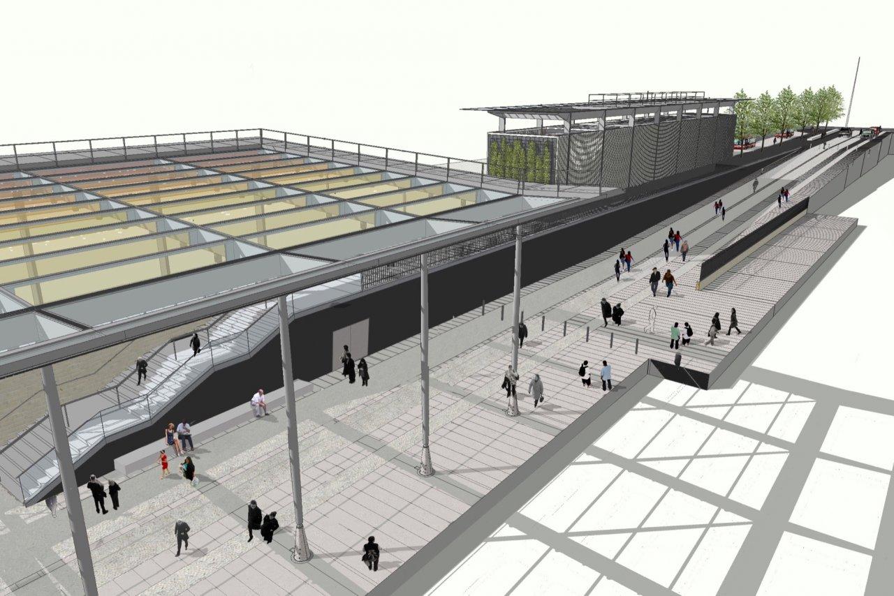 Paddington Crossrail