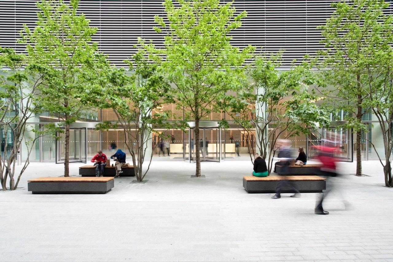 Sky Garden по адресу 20 Fenchurch Street, Лондон, Великобритания