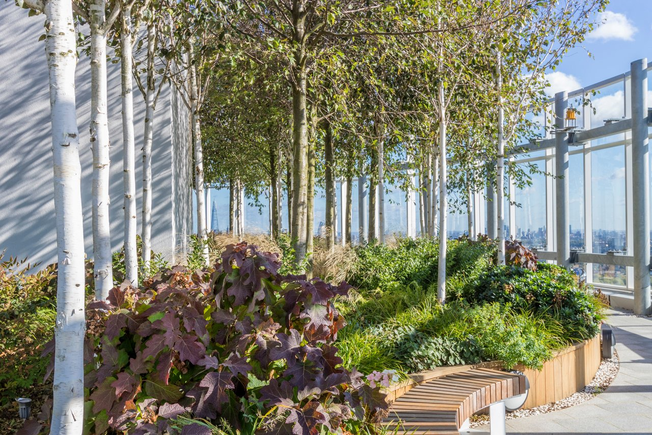 Sky Gardens Nine Elms