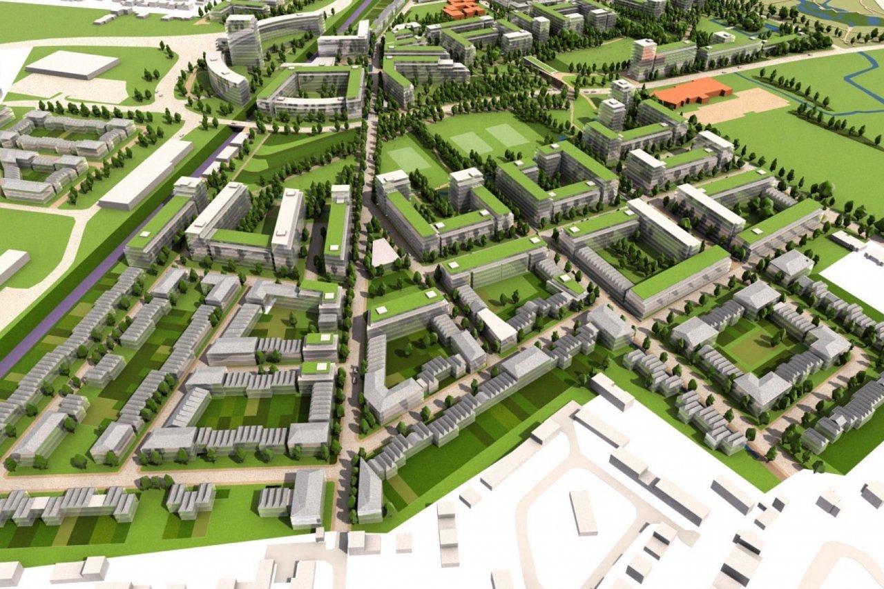 Kidbrooke Estate Redevelopment