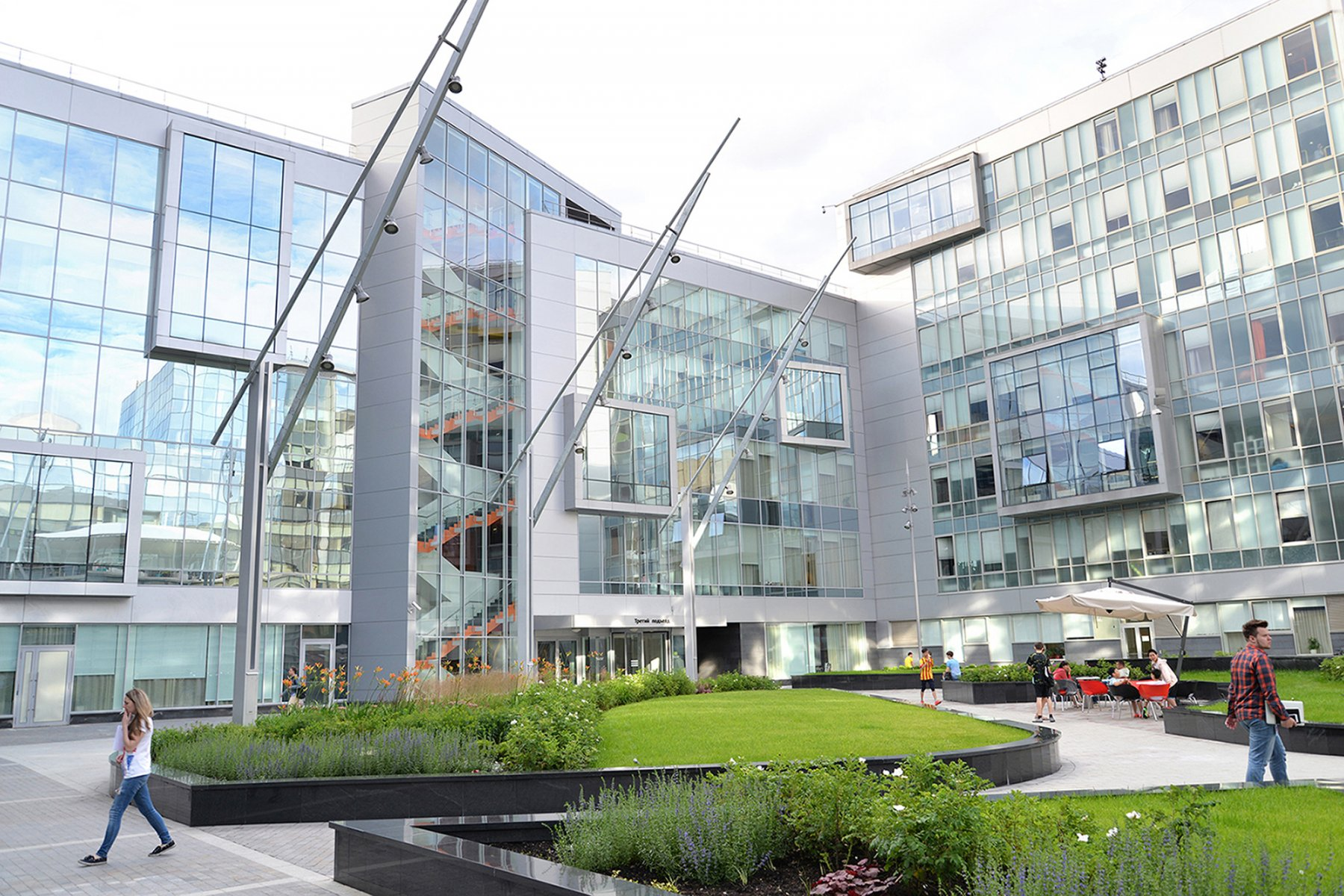 Kraznaya Roxa 'Yandex Headquarters'