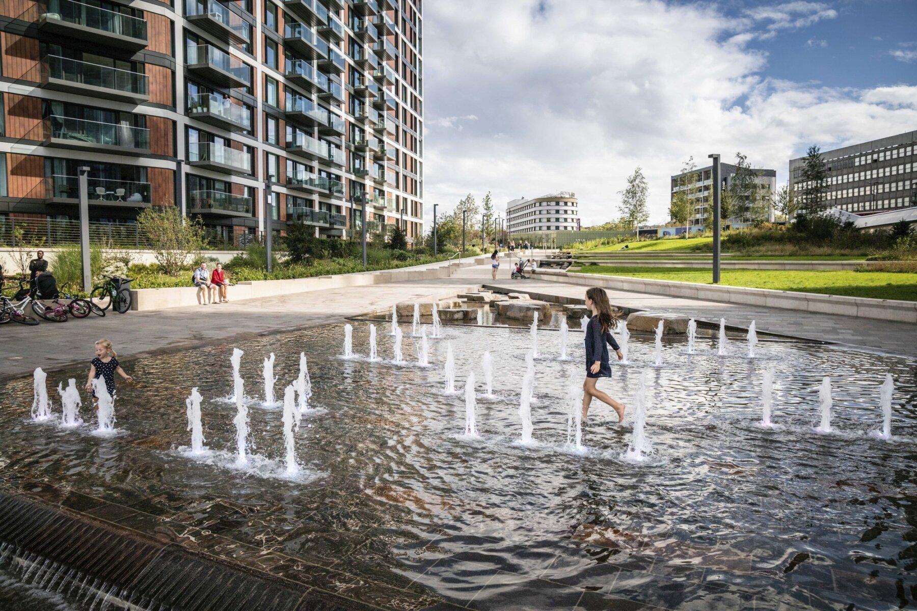 Royal Arsenal Riverside Waterfront Masterplan