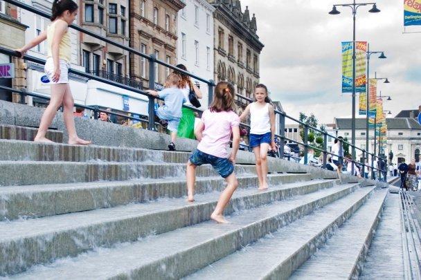 Pedestrian Heart Project