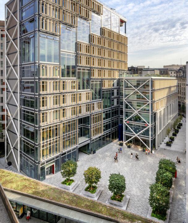 Centre Building at LSE