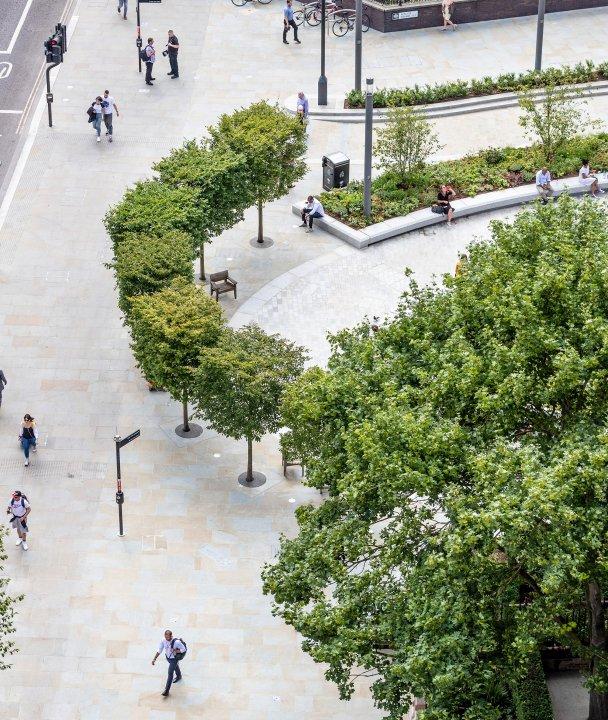 Aldgate Public Realm