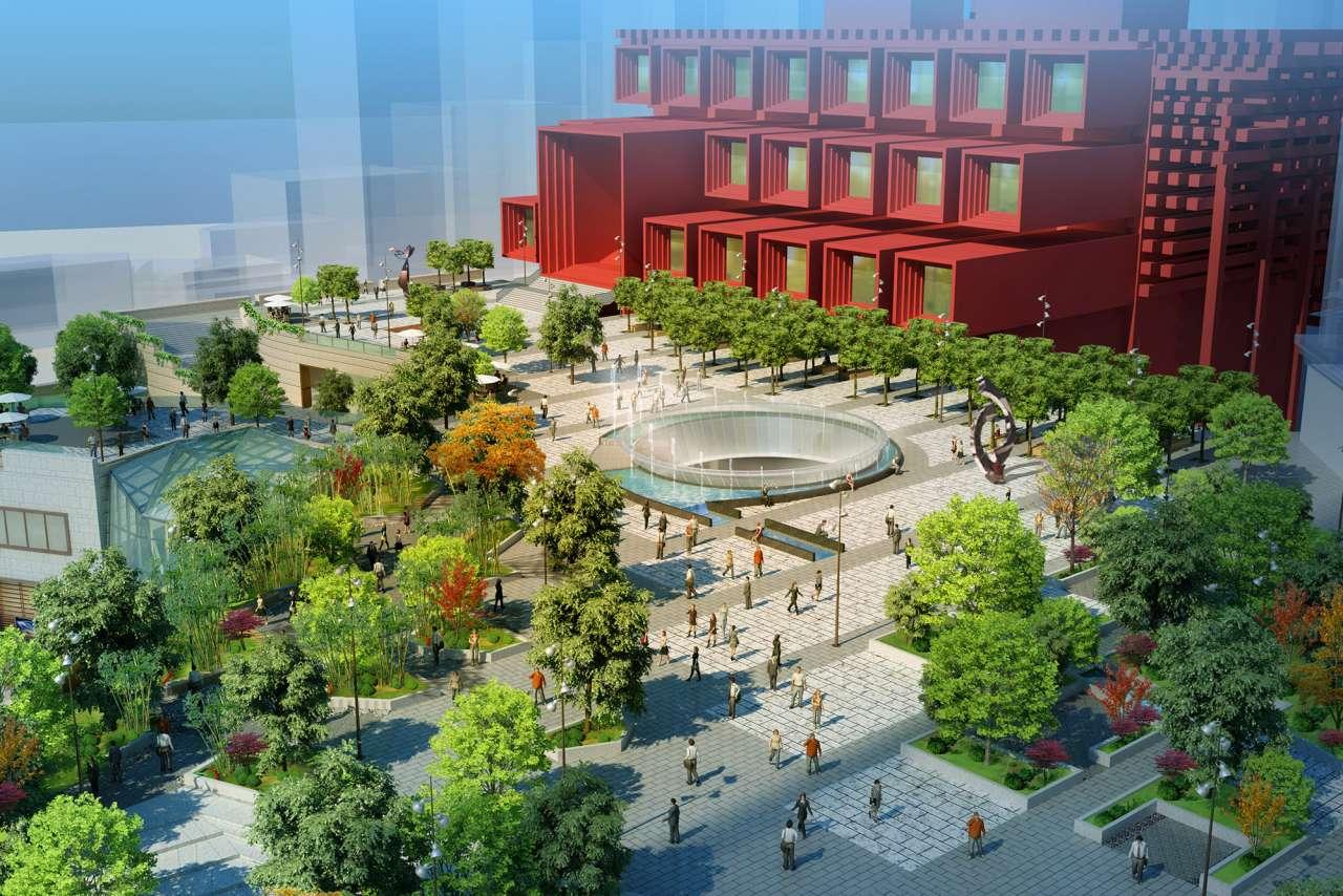 Guotai Arts Plaza