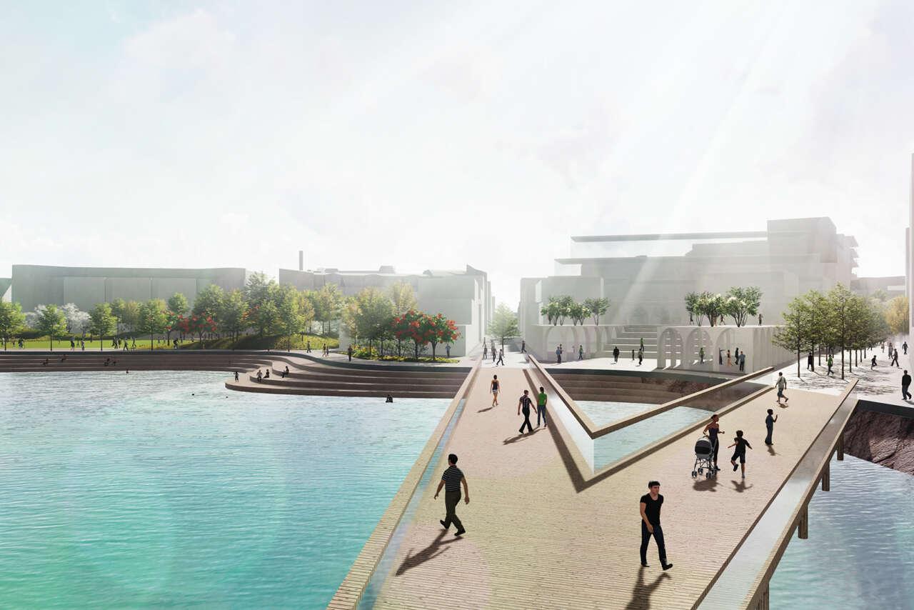 St Helier Waterfront Visioning Framework