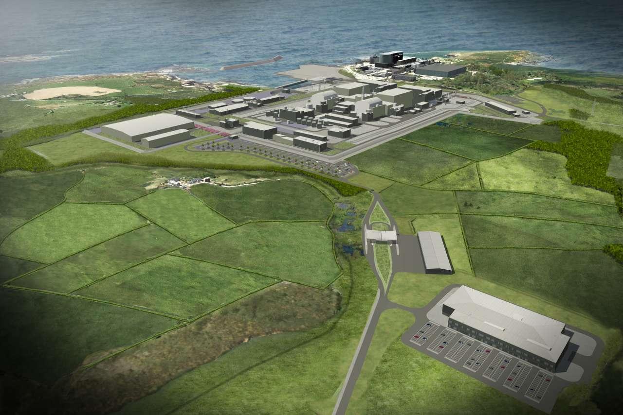 Wylfa Newydd Power Station