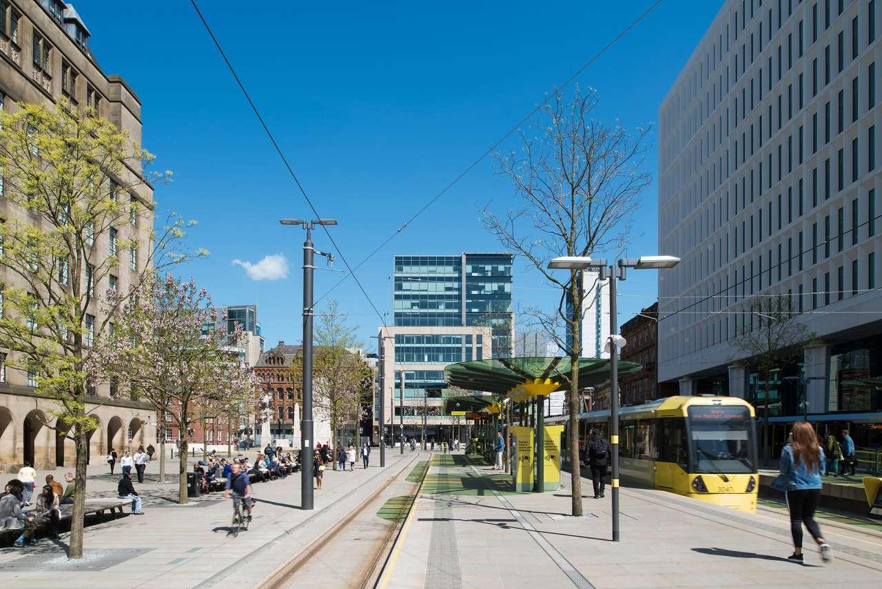Manchester Second City Crossing (M2CC) Metrolink