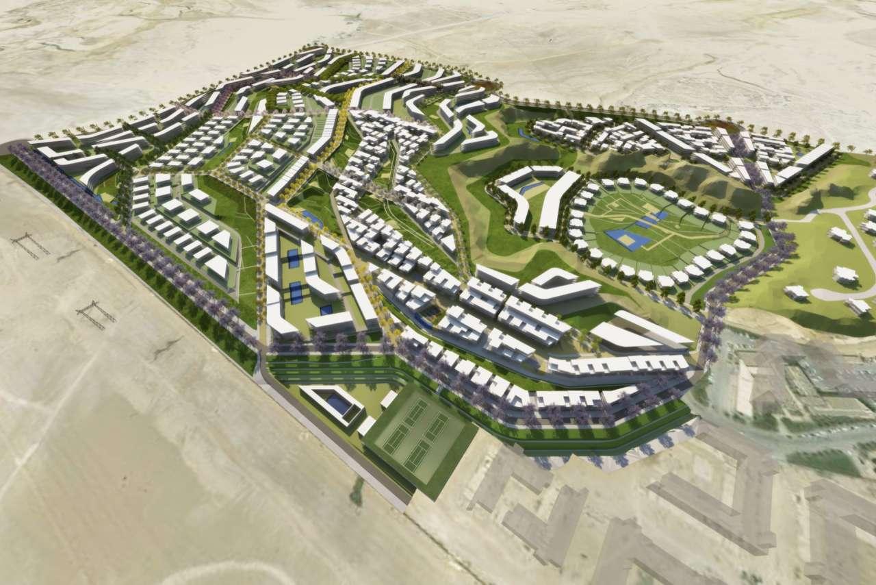 Pyramid Heights Masterplan