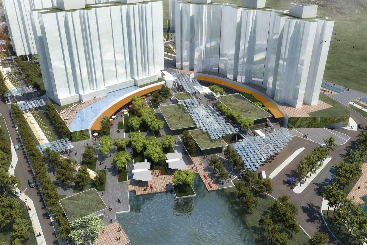 Sha Po North Eco Neighbourhood