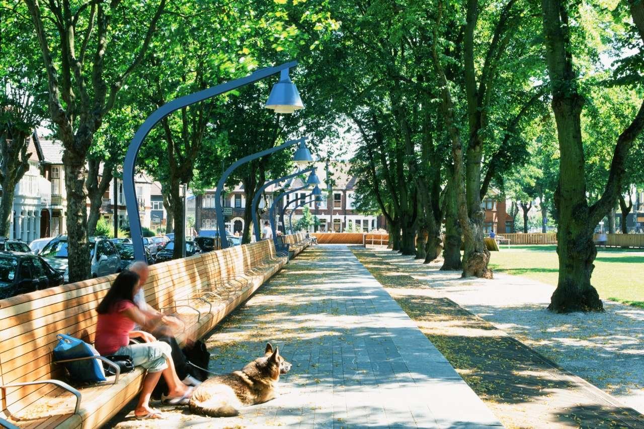 Warrior Square Gardens