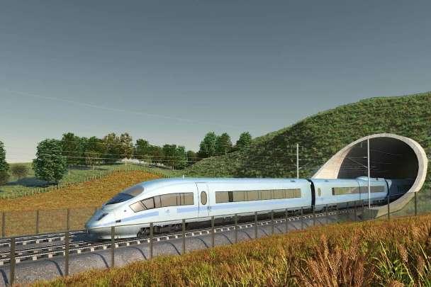 High Speed Rail 2 (HS2)