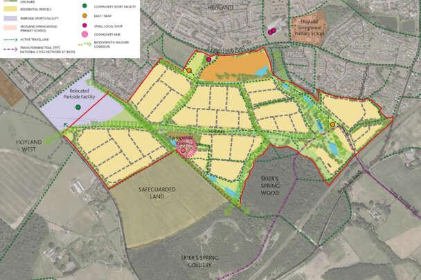 Hoyland South & Royston Masterplan