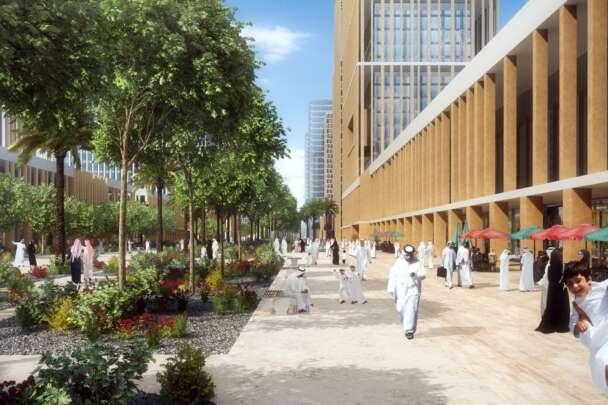 Madinah Central Area Masterplan, Saudi Arabia