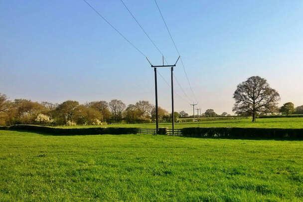 North Shropshire 132k Reinforcement Project