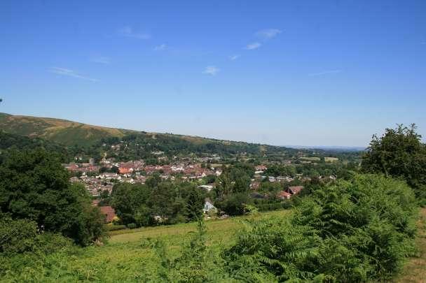 Shropshire Landscape and Visual Sensitivity Assessment