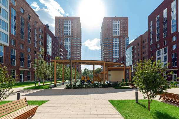 Project Sreda, Moscow