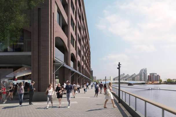 Fulham Riverside West