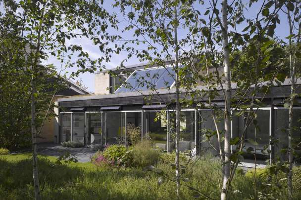 Hampstead Lane House