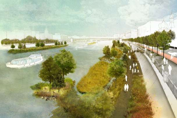 Moscow River Competition