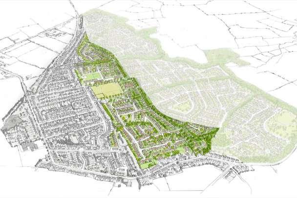 Scholes Residential Masterplan