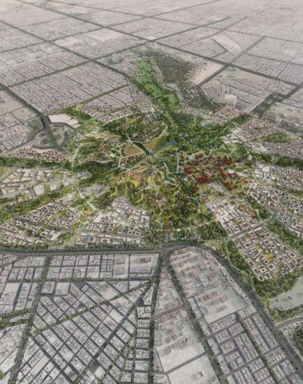 Masterplanning and Urban Design